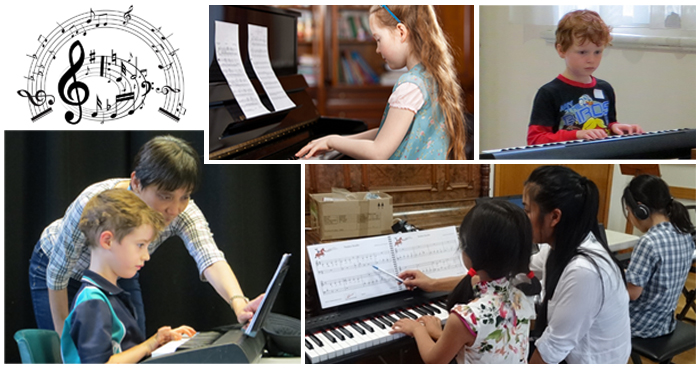 Children Piano Lessons
